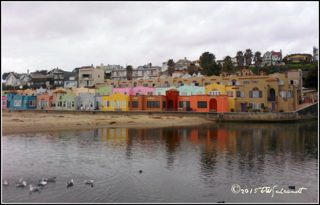 Capitola in January