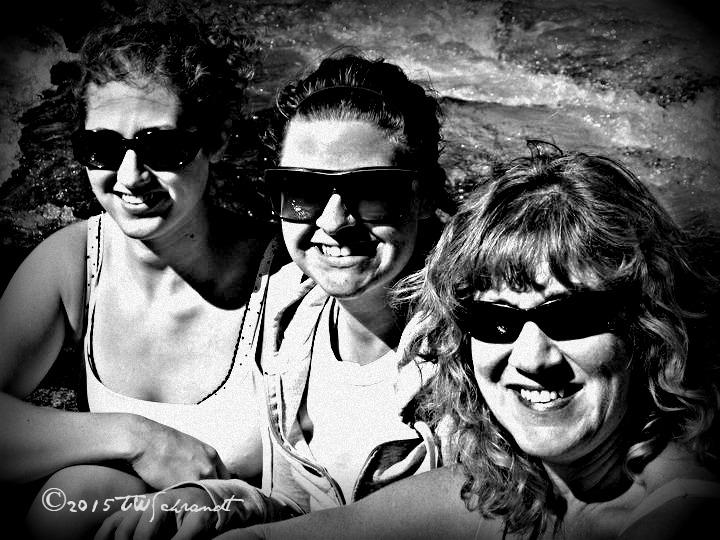 Summer Day in Tuolumne Meadows
