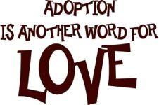 adoption is love