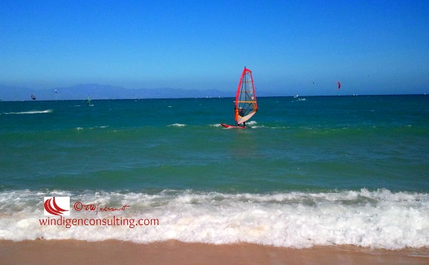 Windsurfing Sea of Cortez