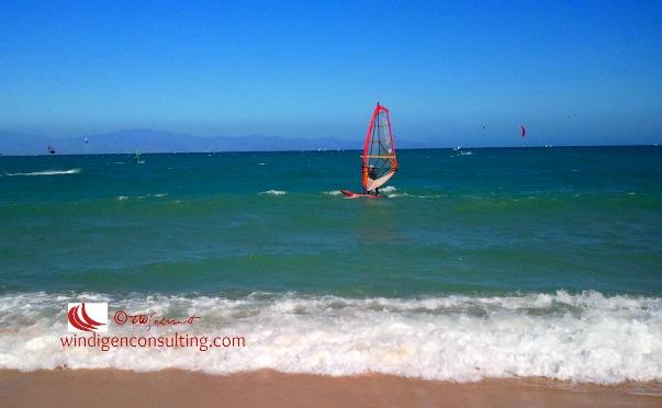 Windsurfing Sea of Cortez