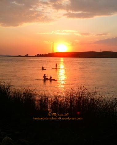 September-Sunset