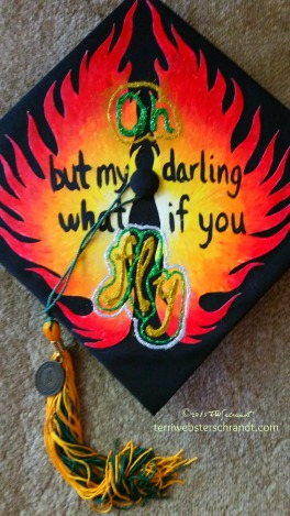 Phoenixed-Mortarboard