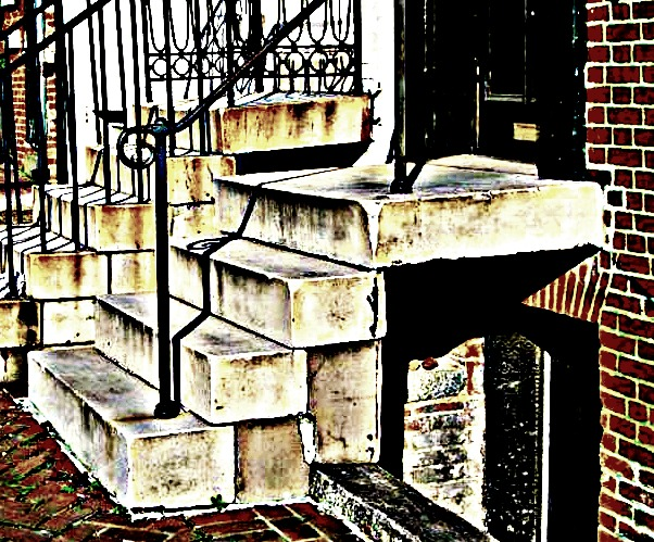 Stakeout-Stoop