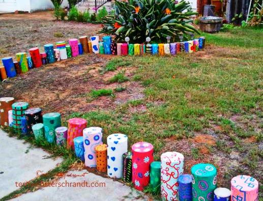 Cylindrical-Rainbows