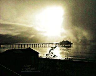 Foggy-Sunrise-at-Malibu-Pier