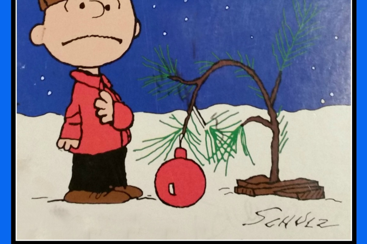That's what Christmas is all about, Charlie Brown