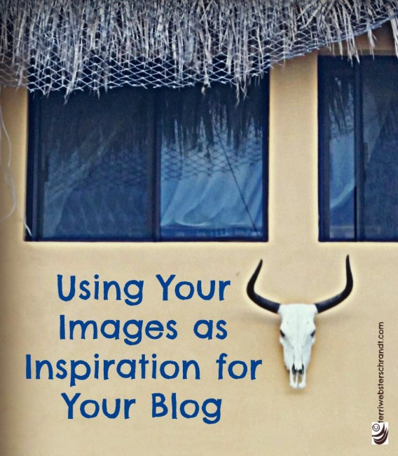 using images as inspiration for your blog