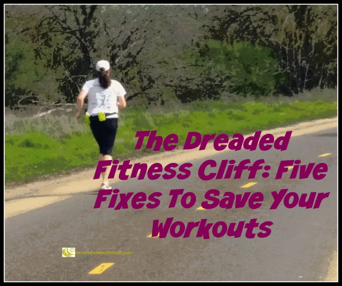 The Fitness Cliff: 5 Fixes to save your workouts