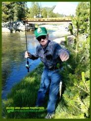 My 80-year old dad loves Tuolumne Meadows.
