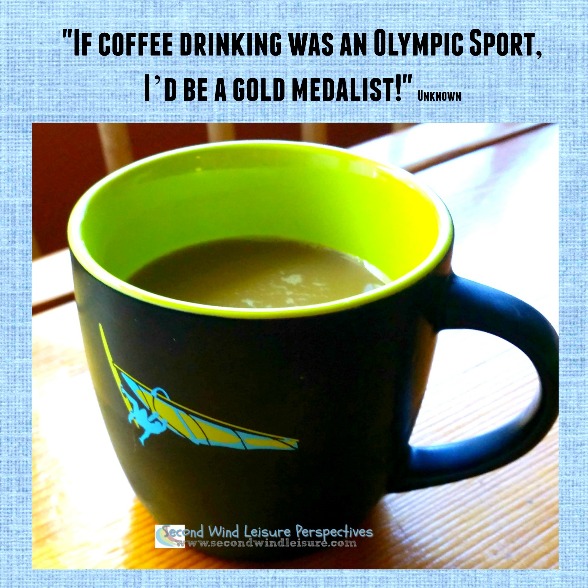 3 Quotes 3 Day Challenge Olympic Morning Inspirations Second