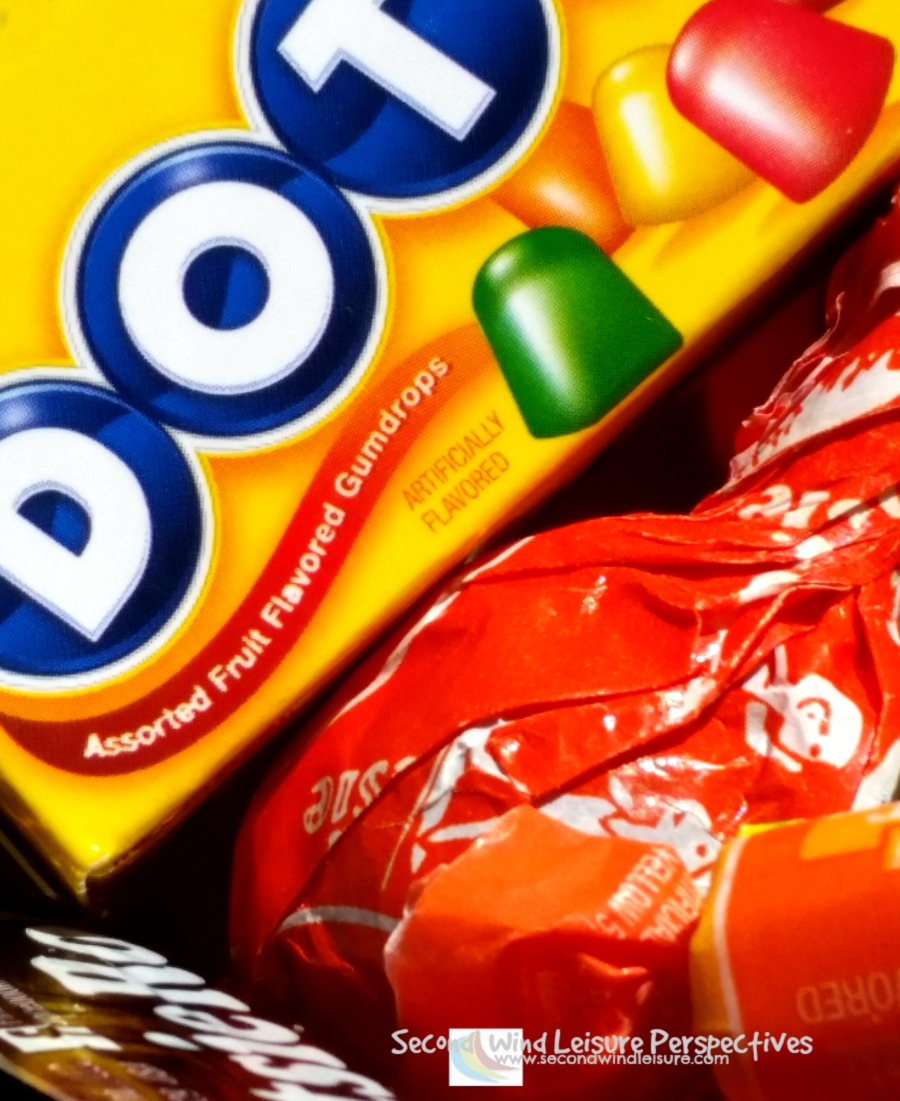 candy closeup