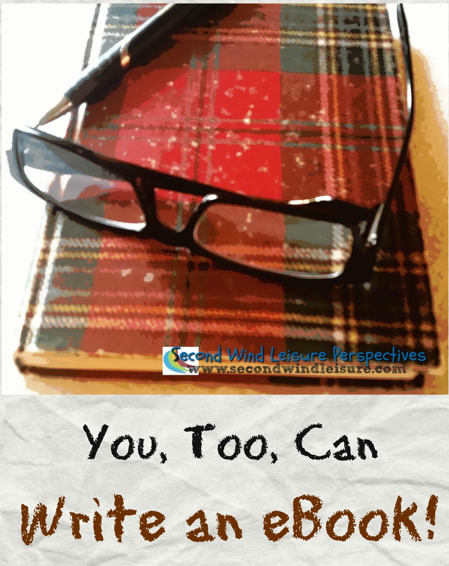 You Too can Write an EBook