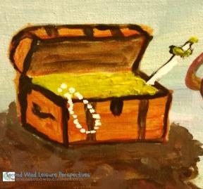 Hubbys treasure chest