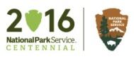 NPS Centennial Logo