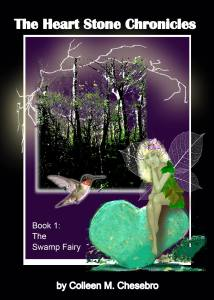 The Swamp Fairy Book Cover