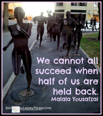 We cannot succeed when half of us are held back.