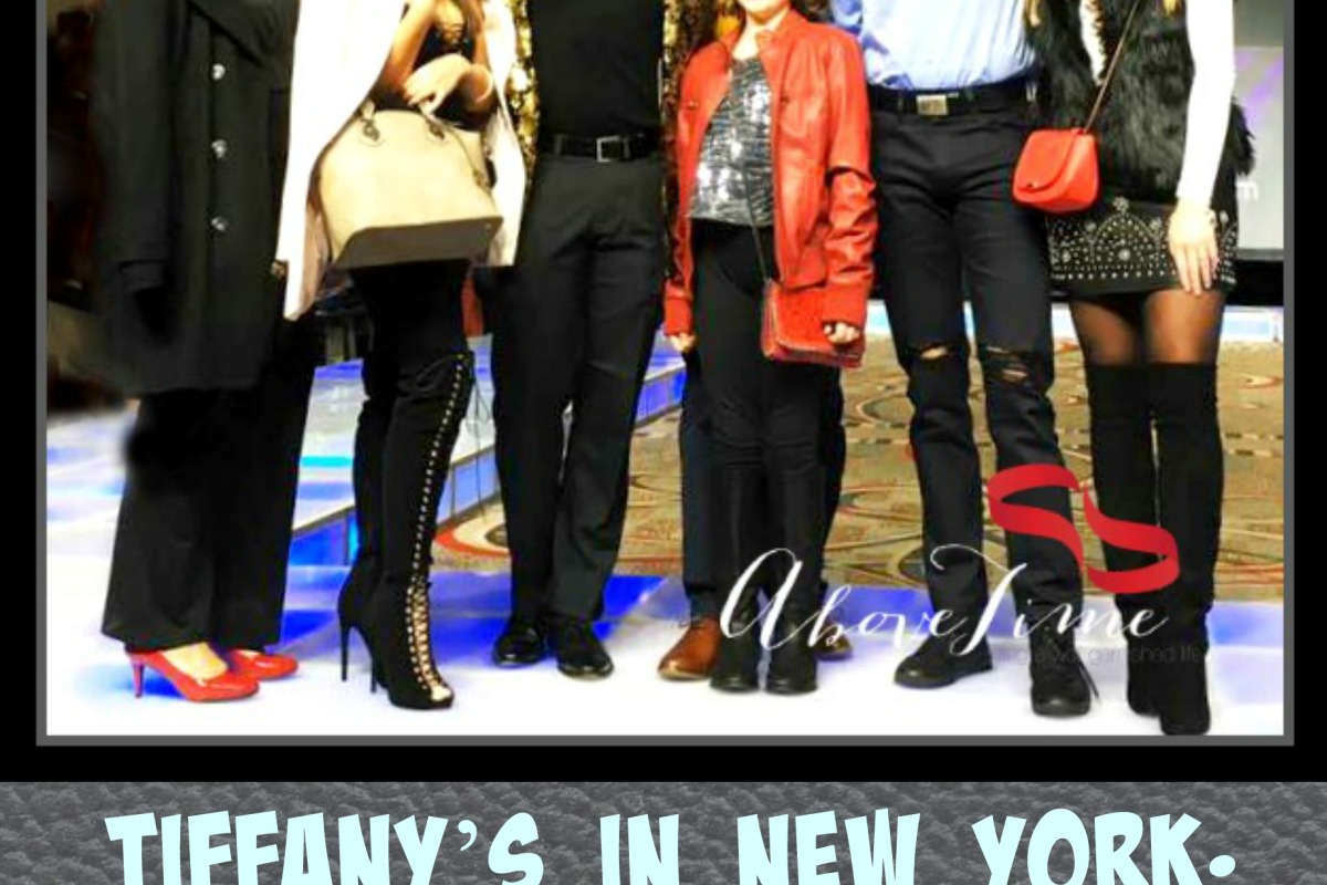 Tiffany's in New York: A 10-year Old Fashionista's Perspective on New York Fashion Week