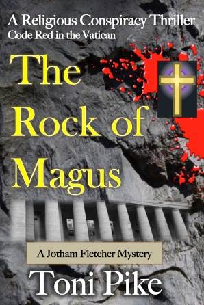 The Rock of Magus, A Jotham Fletcher Mystery