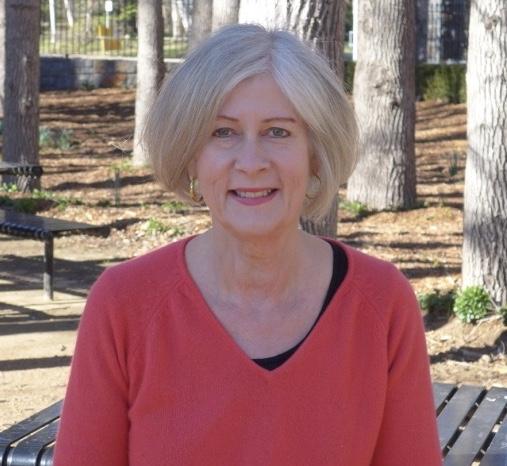 Author Toni Pike