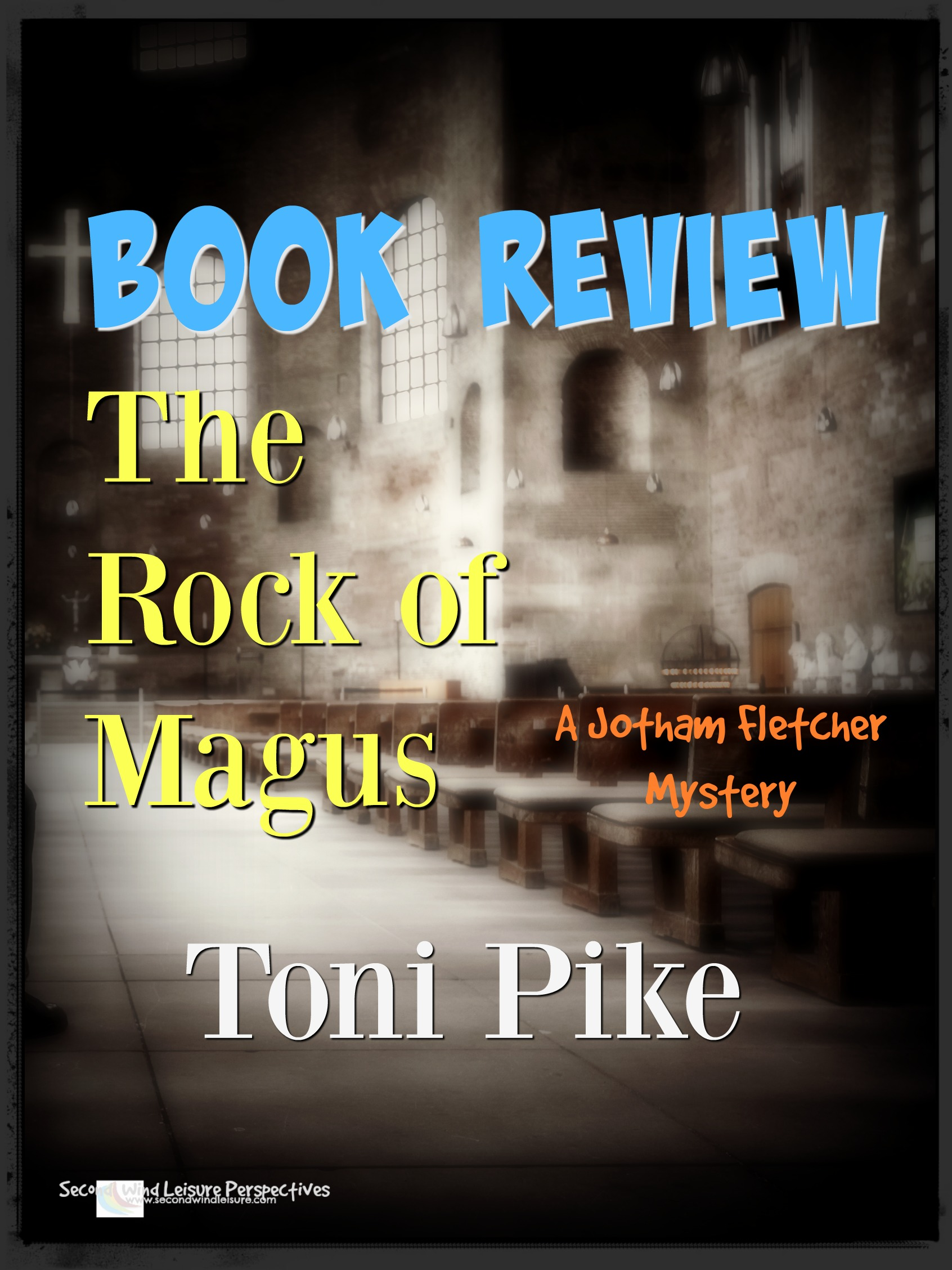 Book Review The Rock of Magus by Toni Pike