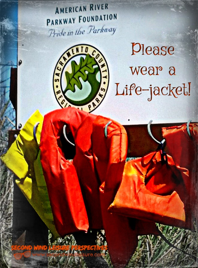 free life-jackets provided! Please use one!