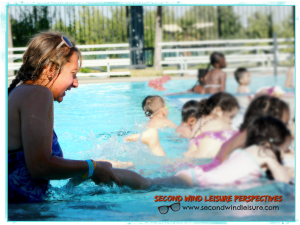 Swimming lessons for youth are inexpensive and necessary!
