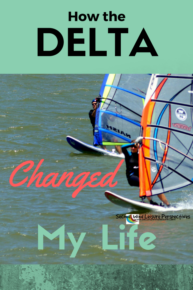 How the Delta Changed My Life