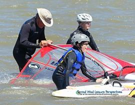 Kids Windsurf Day Camp