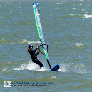 Women Sailors have their water time