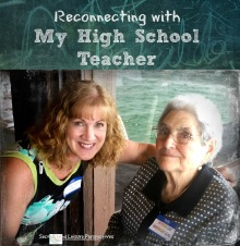 Meeting my high school teacher 38 years later