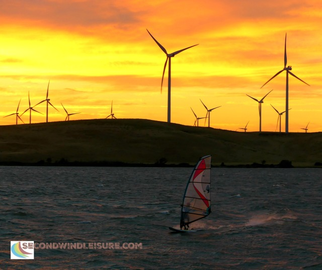 Sunset Sailing Session