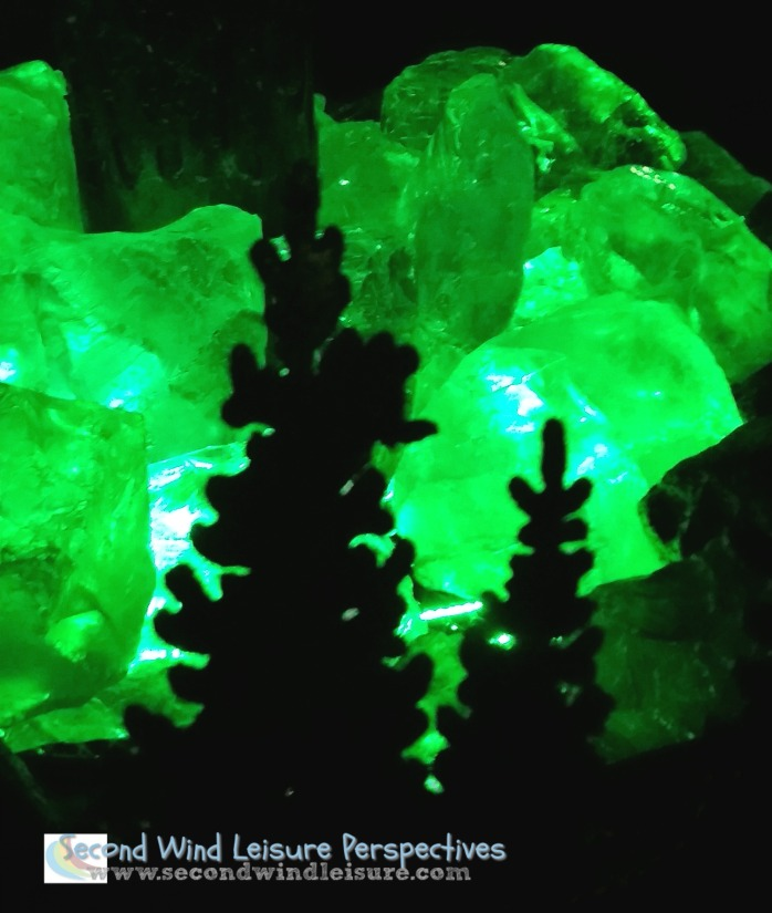 Aliens leave behind Giant Boulders of Kryptonite