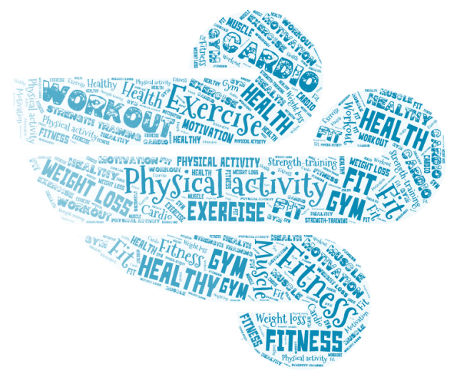 Word Art_Fitness