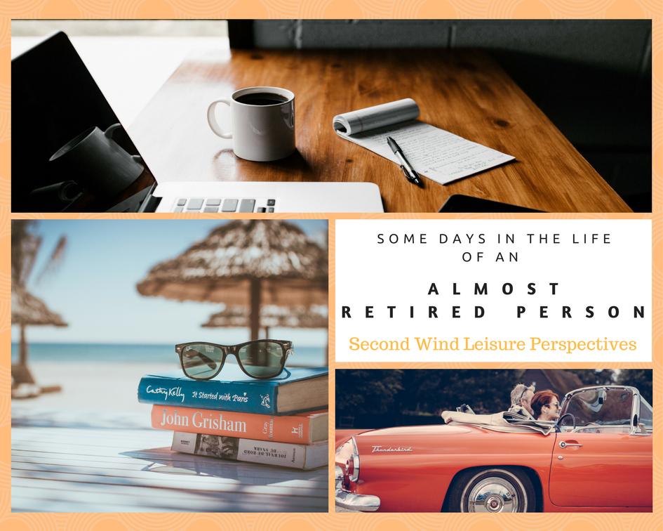 Graphic Depicting Retirement Activities