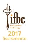 2017 International Food Bloggers Conference Sacramento