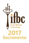 2017 International Food Bloggers Conference Sacramento