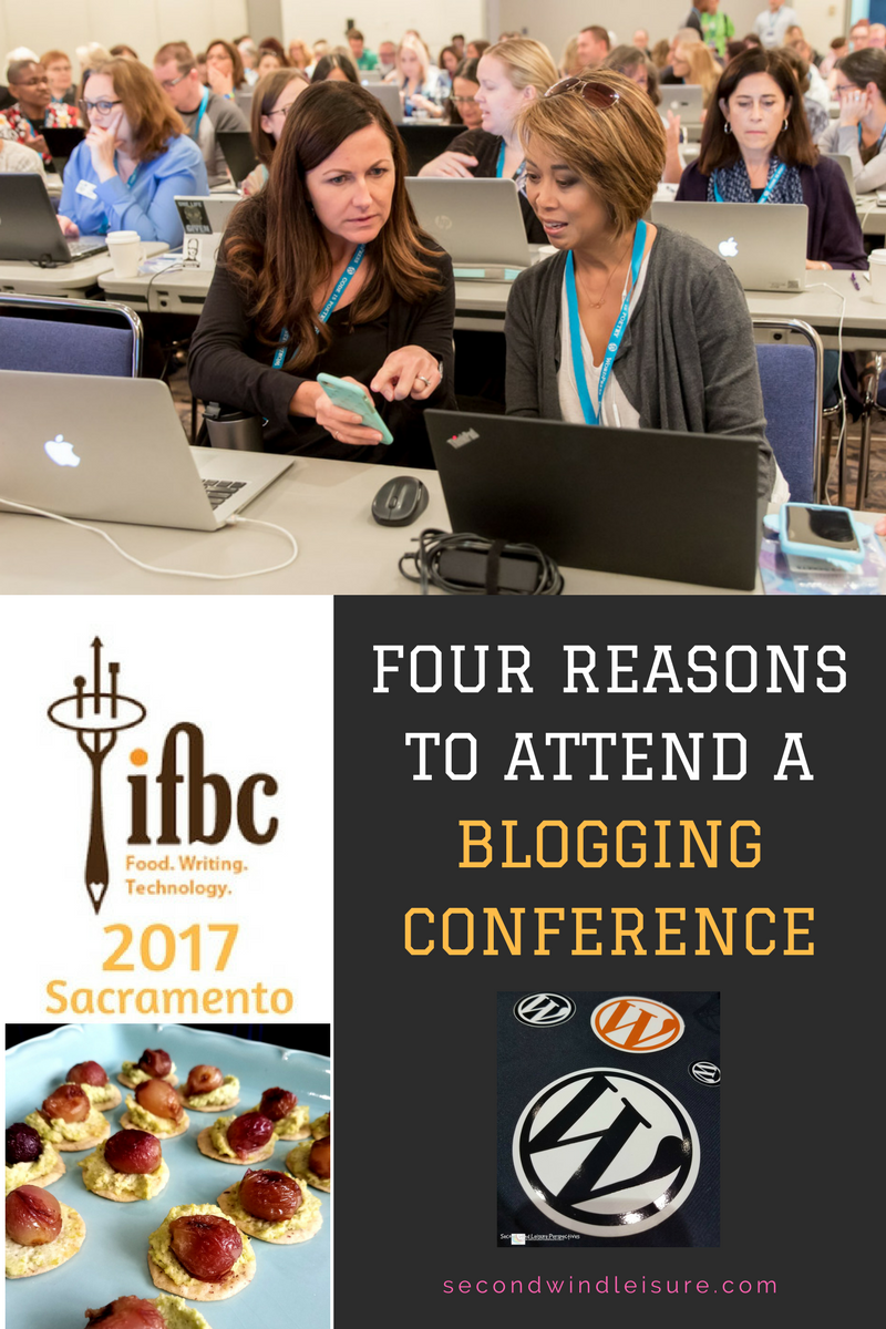 Four Reason to Attend a Blogging Conference