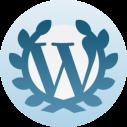 WordPress Anniversary Logo