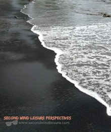 Hawaii's Black Sand Beach