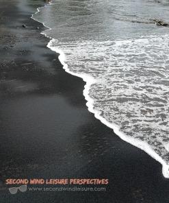 Hawaii's Black Sand Beach