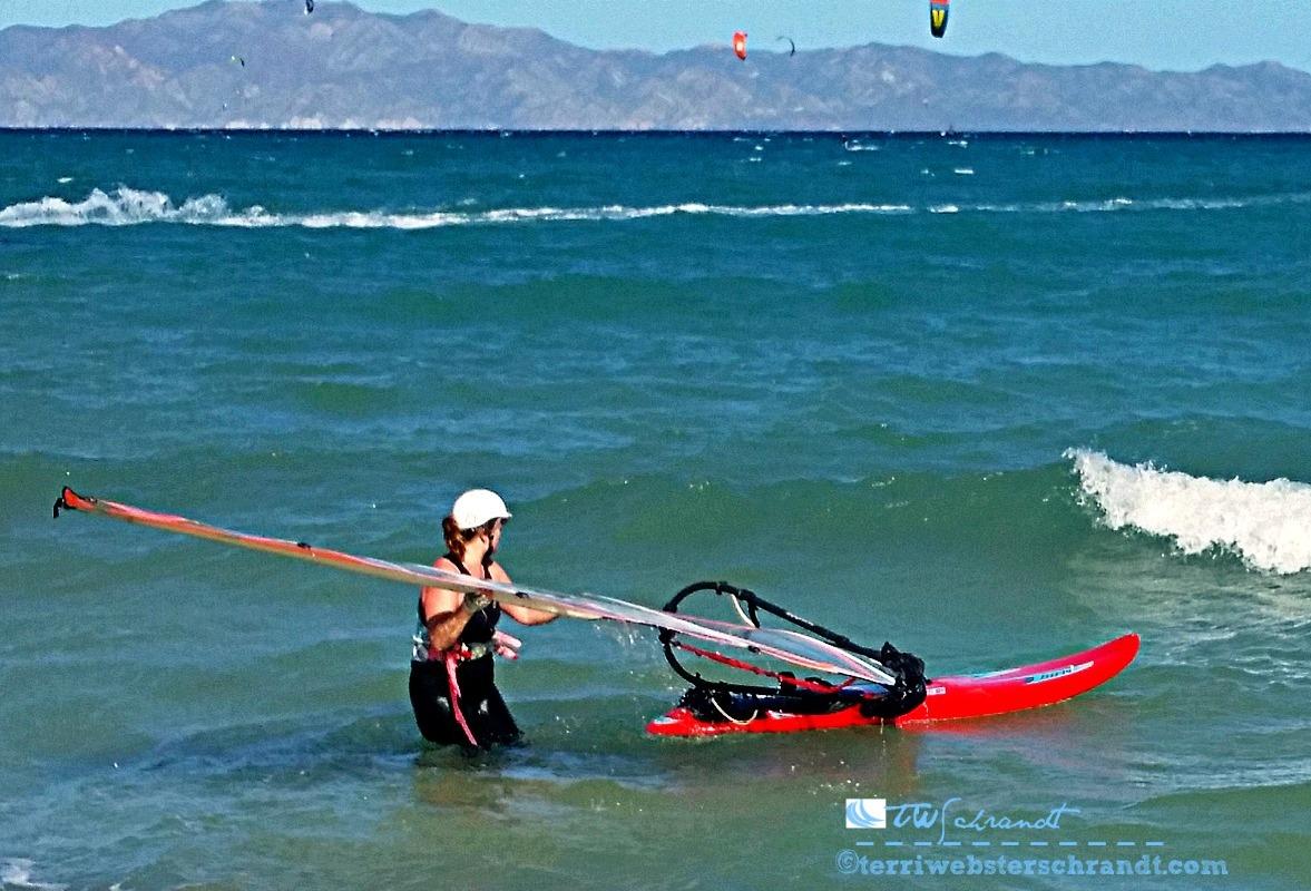 Deciding to sail in Baja
