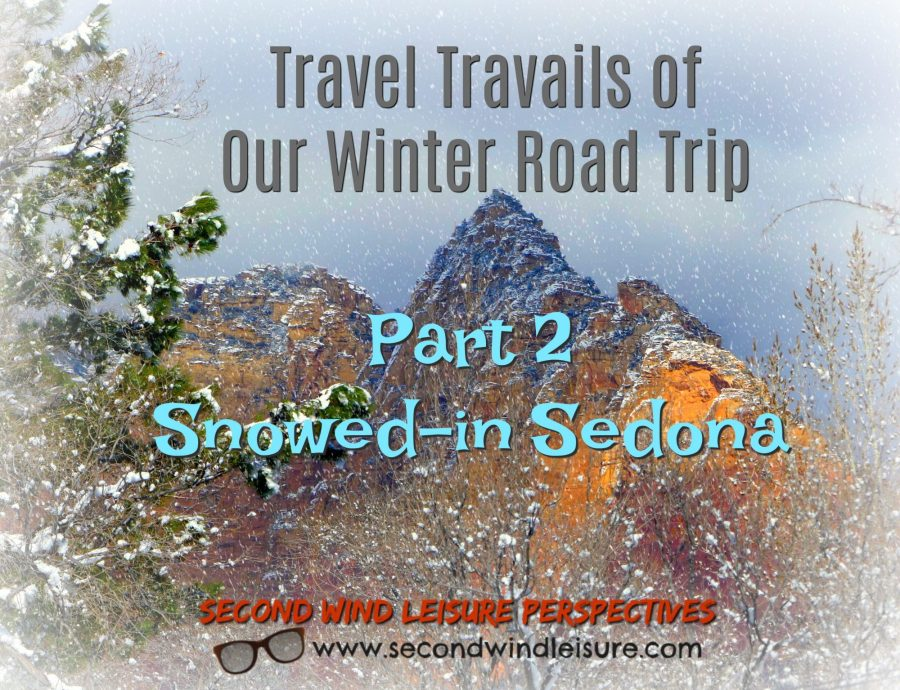 Travel Travails Sedona