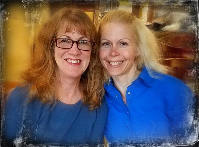 Terri and Maria