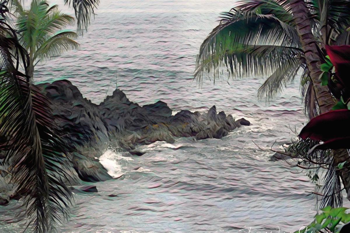 Hawaii Big Island Hamakua Coastline