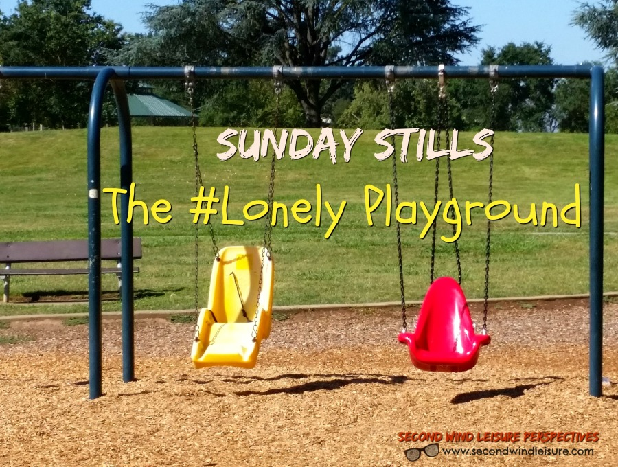 Sunday Stills Photo Challenge The Lonely Playground