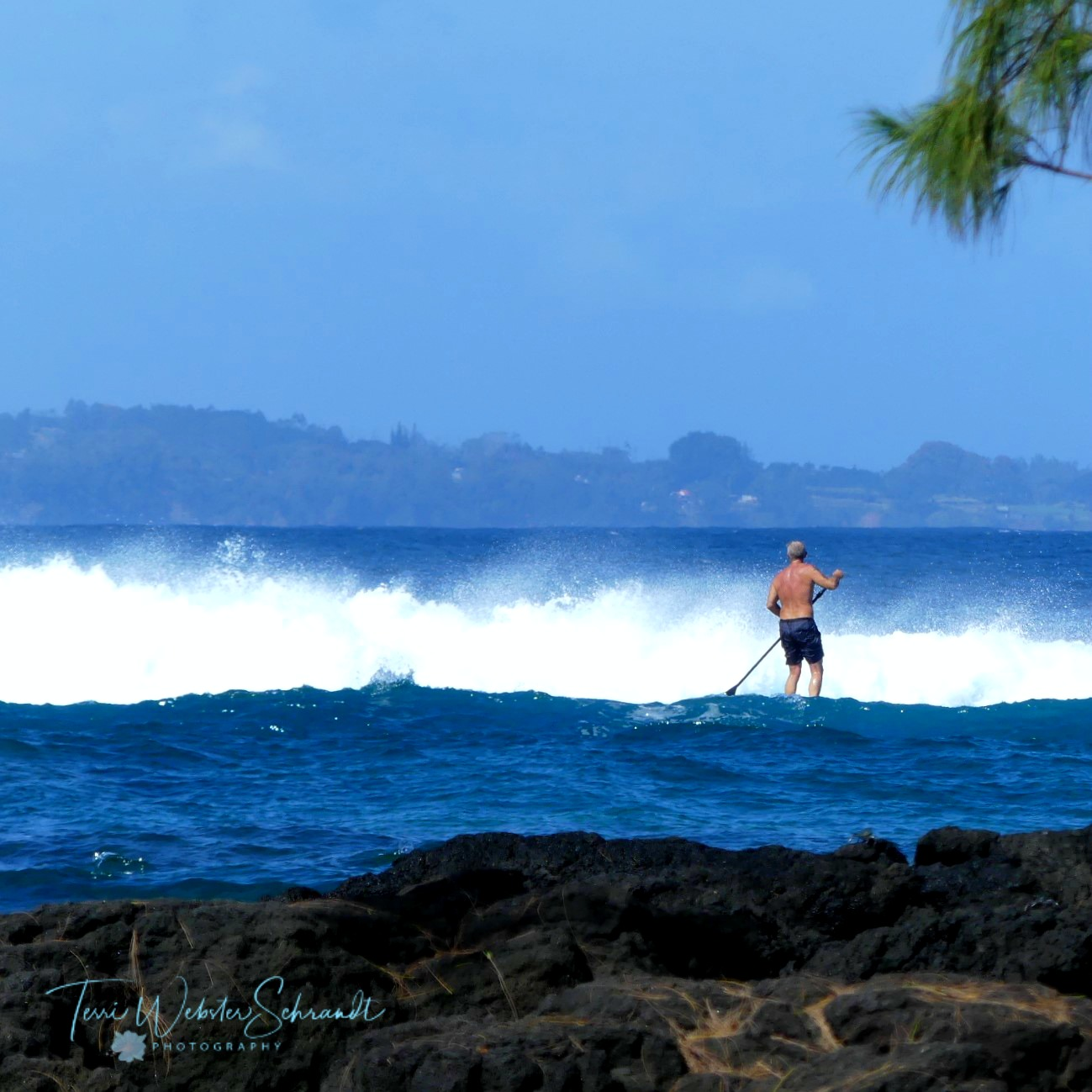SUPing the waves