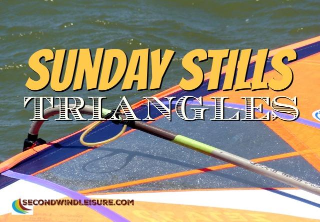 Sunday Stills Triangles
