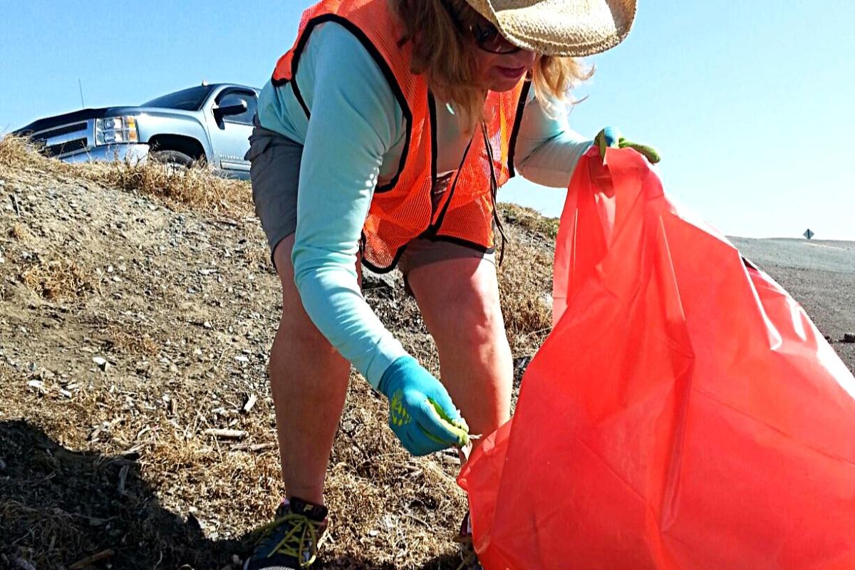 Sacramento River Delta Clean Up