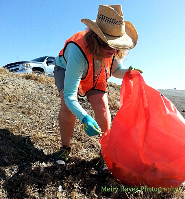 Sacramento River Delta Clean Up
